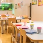 Im Kinderrestaurant finde ich immer einen Platz