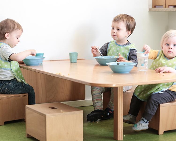 Gemeinsam Frühstücken
