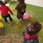 Fasching, Feiern, Krippe
